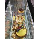 KP12Q2M -Ugradbena vitrina za kolače i torte