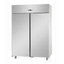 Inox hladnjak sa duplim vratima - AF14EKOMTN