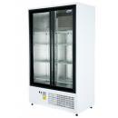 SCH 1000 R Cooler with sliding glass doors