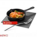 Mini deep fry pan 14x3,8 cm
