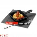 Mini oblong fry pan 12,7x10,5x2,5 cm
