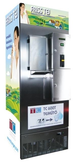 TC 600T Hladnjak za doziranje mlijeka