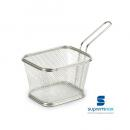 French fries serving basket 10x9 cm