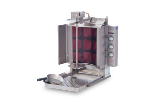 PDE 303 E electronic ROBAX glass gyros maker