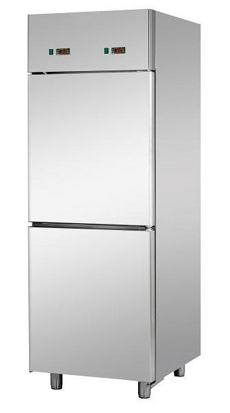 A207EKOPP - INOX hladnjak GN 2/1