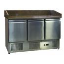 Hlađeni PIZZA INOX radni stol S 90 T - ESL 3852