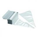 Disposable pastry bags 100 pcs 40 cm