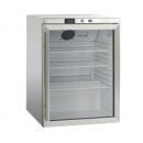 SK 145 GD - Stainless steel glass door cooler
