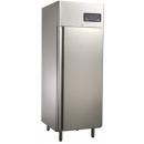 GNC740L1 - INOX hladnjak sa punim vratima