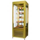 SCH Antila 01 - Vertical pastry display with fix wire shelves