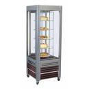 SCA Antila 02 - Vertical pastry display with rotating shelves