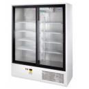SCH 1400 R - Cooler with sliding glass doors