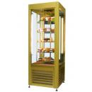 SCA Antila 01 - Vertical pastry display with rotating glass shelves