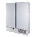 SCH 1400 INOX refrigerator with double doors